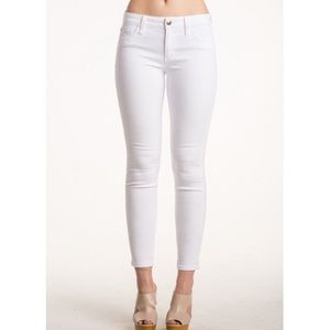 Joes | Flawless Mid Rise Skinny Ankle Jeans